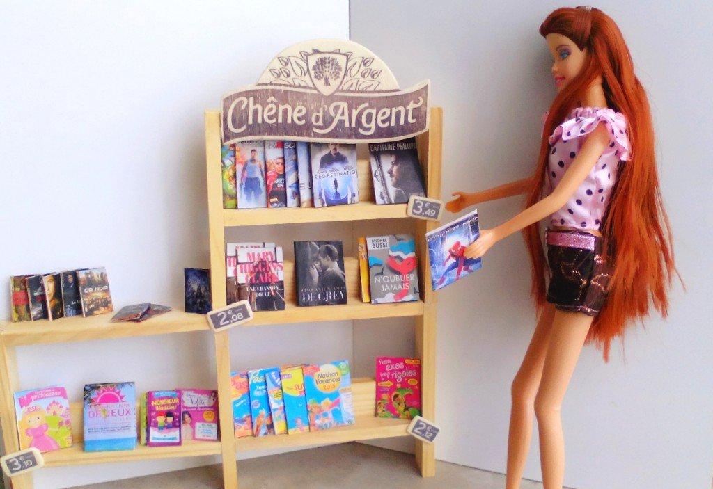 librairie barbie
